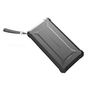 RAVPOWER 20100mAh USB IP67 Type-C PD45W/QC3.0 Power Bank Black