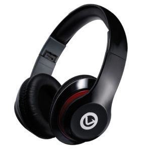 Volkano Falcon series Headphones w/mic - Black