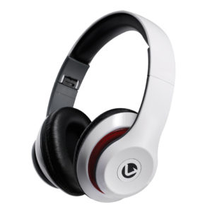 Volkano Falcon series Headphones w/mic - White