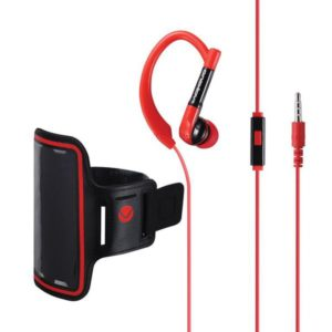 volkano haste series sports earphone