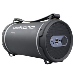 Volkano Tornado Series Heavy bass Bluetooth speaker